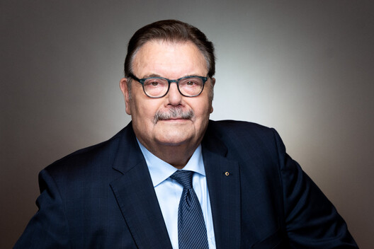 Werner Theisen, alter und neuer Vorsitzender der CDU-Fraktion